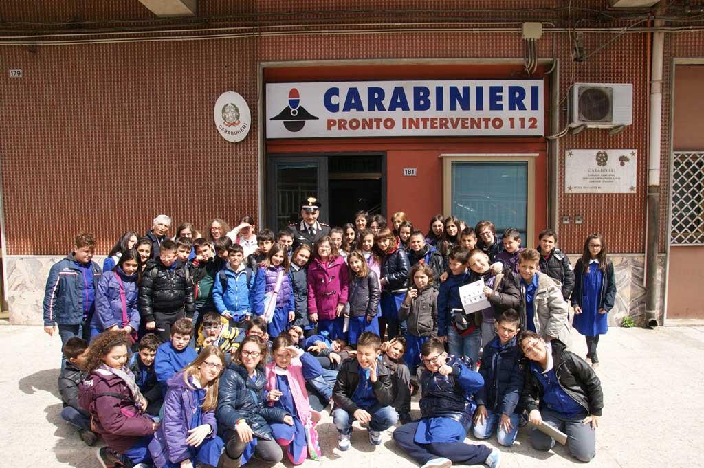 I Carabinieri di Petilia incontrano più di 600 studenti