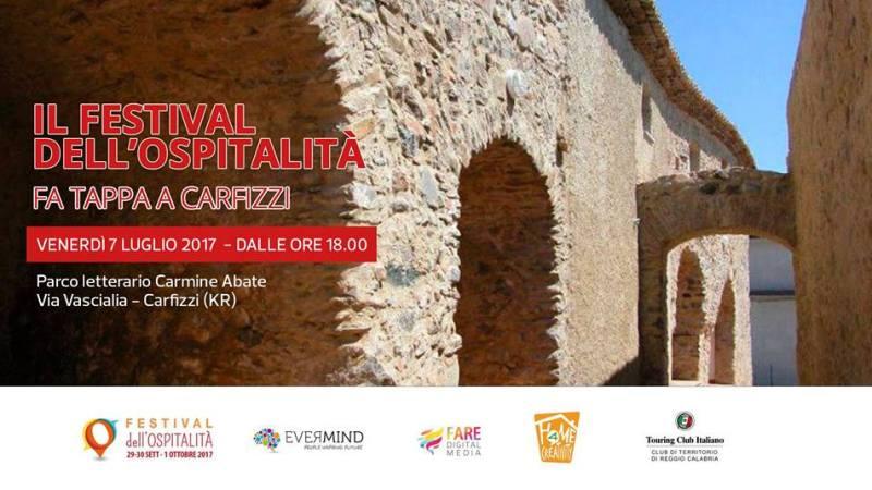 A Carfizzi Festival dell'Ospitalità