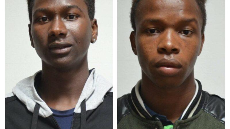 Arrestati nella notte due giovanissimi cittadini della Guinea per rapina aggravata