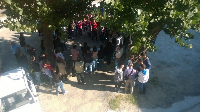 Studenti in rivolta per i disservizi delle Ferrovie della Calabria