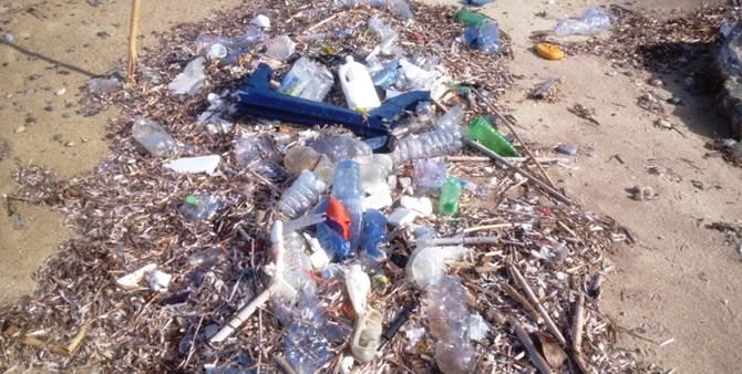 Rapporto Arpacal: la costa tirrenica invasa dai rifiuti