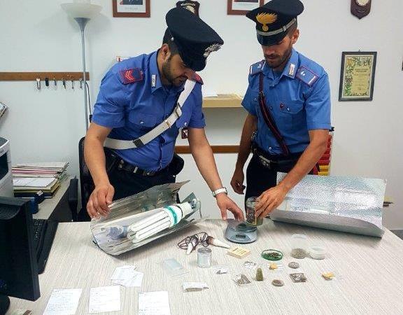 Arresto a Cotronei per detenzione di stupefacenti