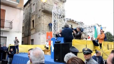 Il discorso di Don Ciotti a Petilia