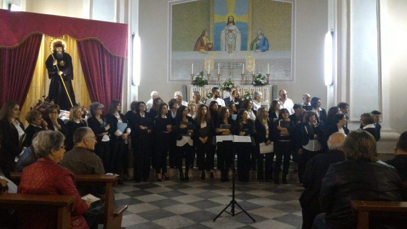 Gaudemus per il coro polifonico di Petilia