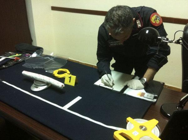 Trasportava materiale esplosivo: arrestato 39 enne di Cutro