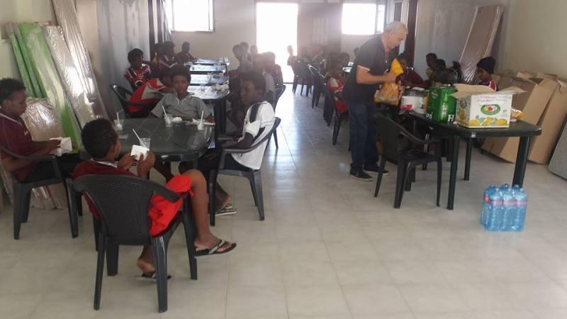 Emergenza migranti: accolti a Petilia 35 minori eritrei