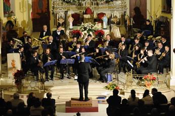 A Cutro concerto natalizio dell'Orchestra di Fiati