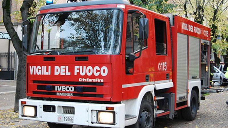 Incidente stradale tra Roccabernarda e Santa Severina, intervengono i vigili del fuoco