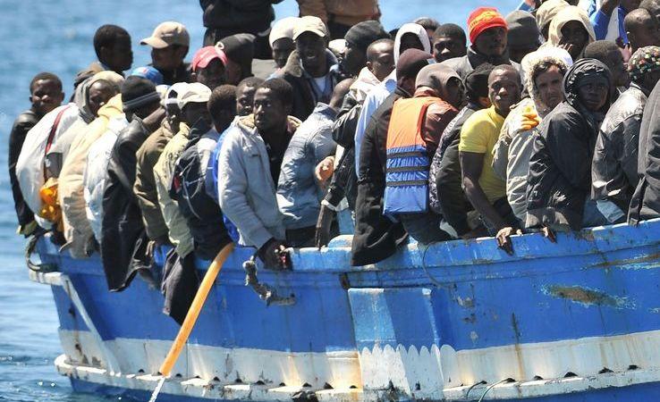 Arrivano in Calabria 1223 migranti