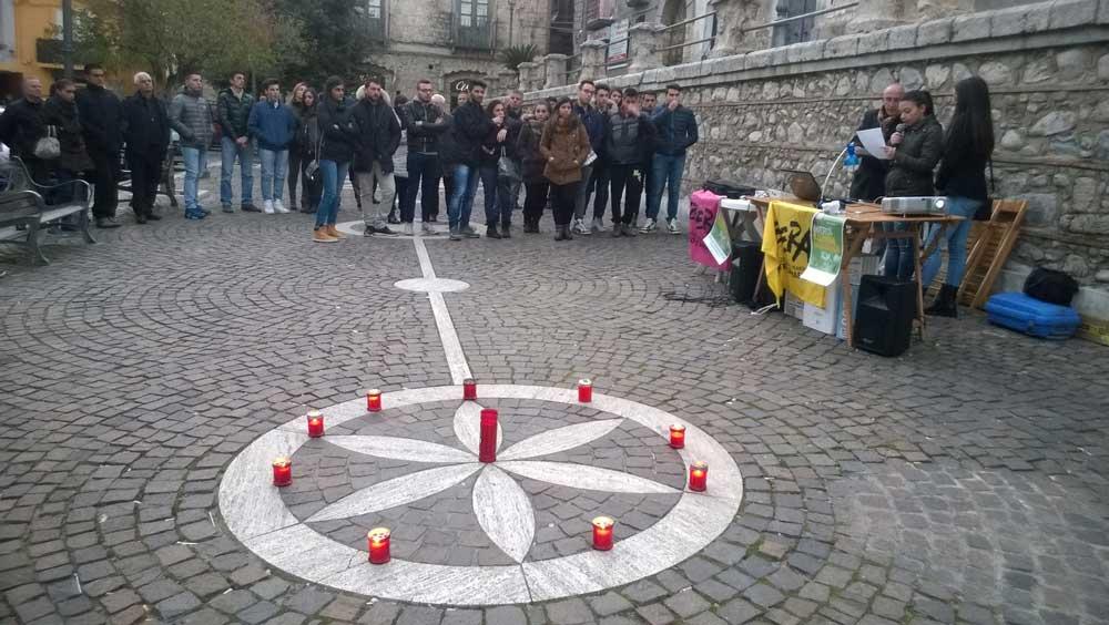 Si ricordano le vittime delle mafie anche a Petilia