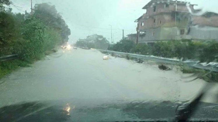 Uragano Mediterraneo anche in Calabria