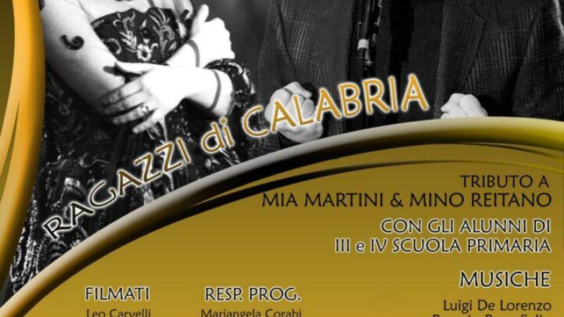 A San Mauro Marchesato tributo a Mia Martini e Mino Reitano