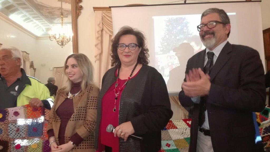La Sciarpa della Pace varca i confini calabresi e giunge in Puglia