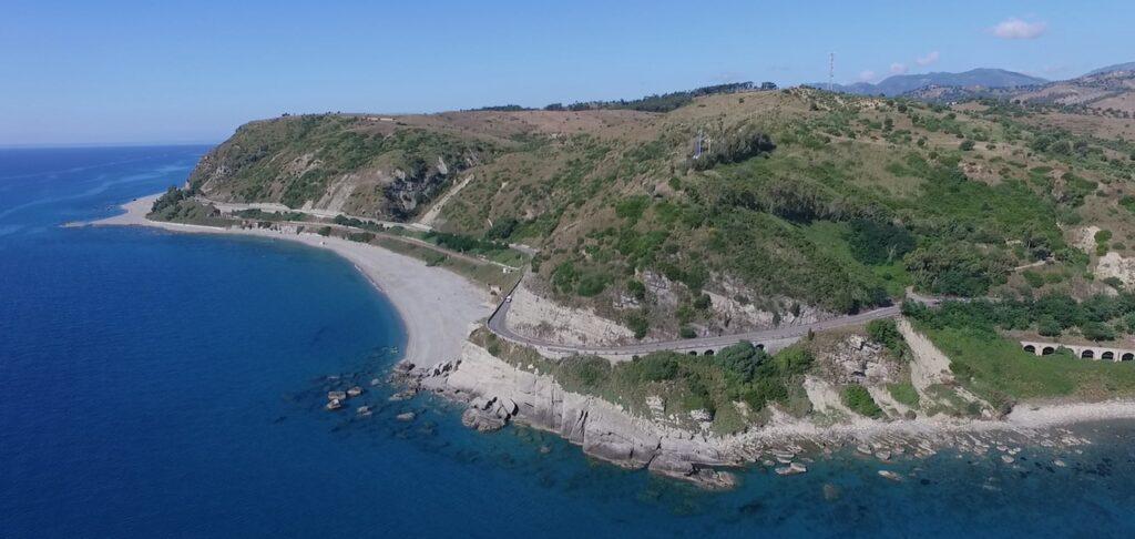 Calabrese è una delle spiagge più belle premiate da Legambiente