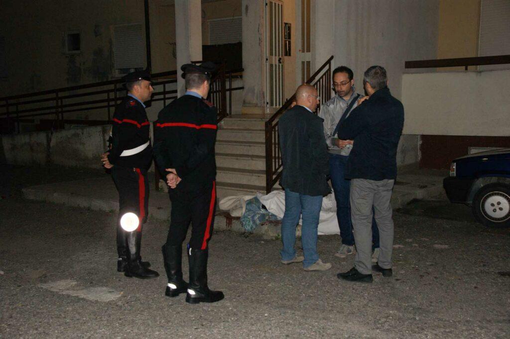 Notte di sangue a San Mauro Marchesato