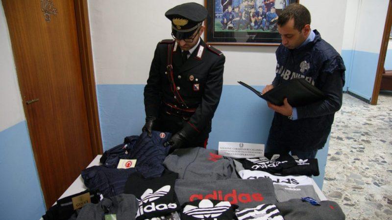 Denuncia per contraffazione a Petilia