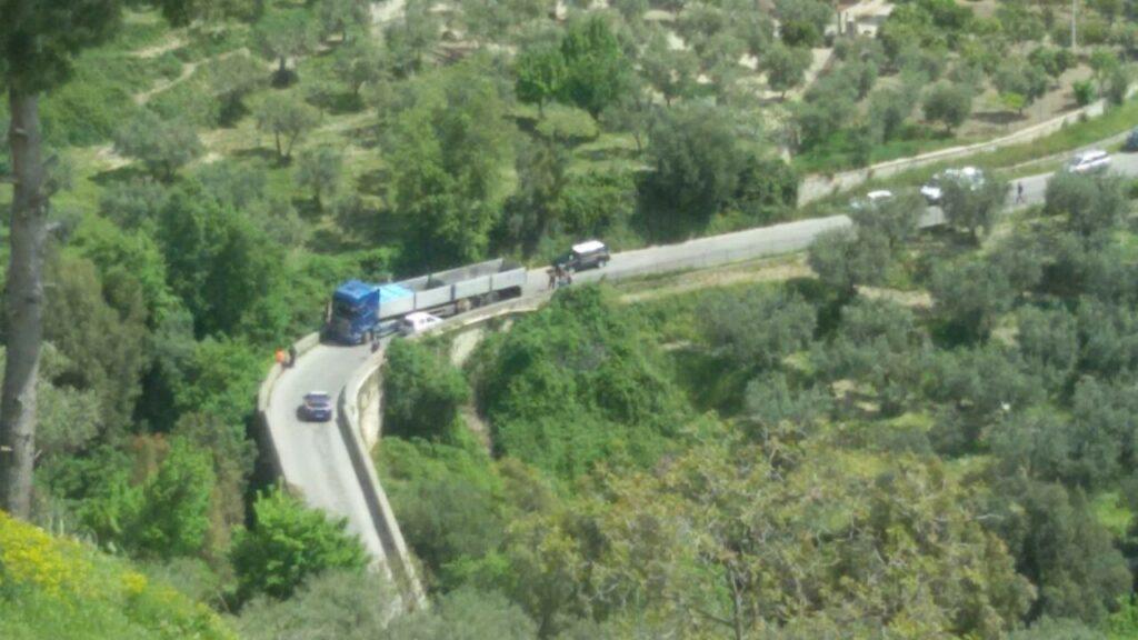 Ponte Gallino ancora colpevole della sua larghezza