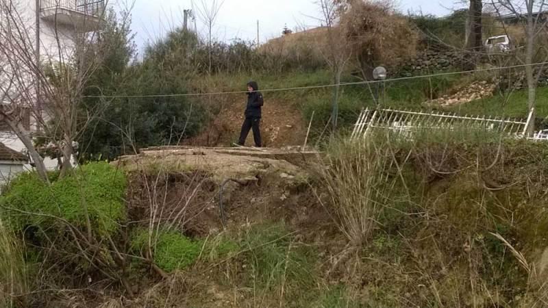 Frana di Foresta: tragedia annunciata