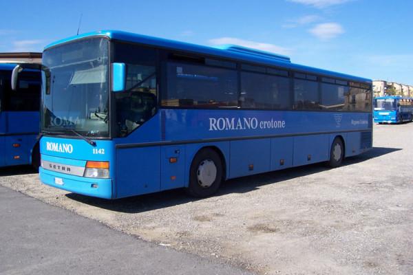 Due arresti per la bomba contro le Autolinee Romano