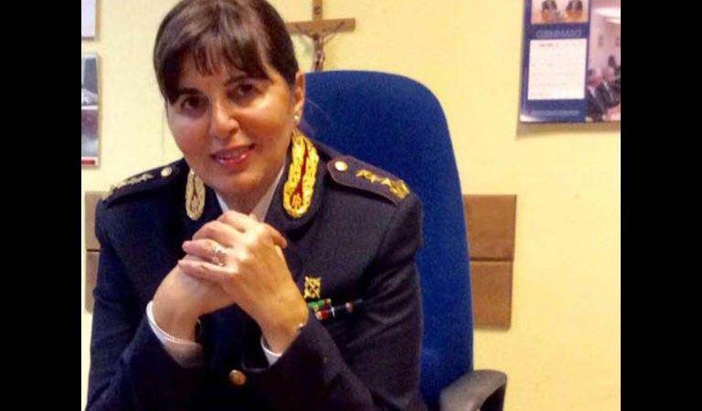 Giornata del coraggio femminile: quest'anno la testimonial sarà Giovanna Petrocca da poco promossa Questore