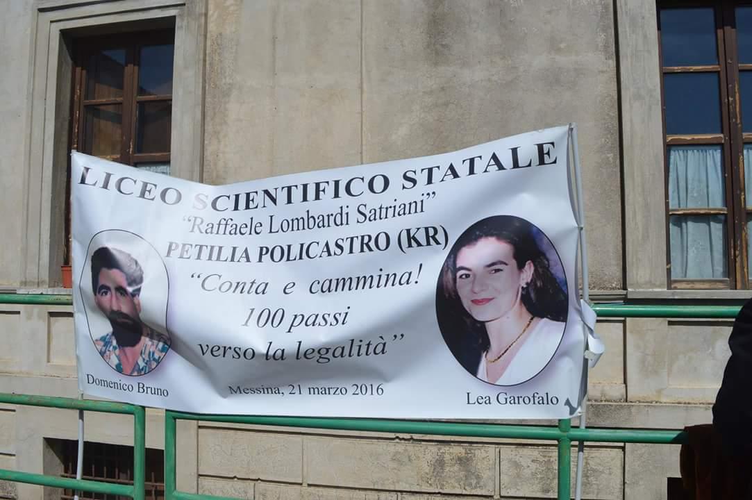 Legalità e educazione ambientale al liceo scientifico di Petilia