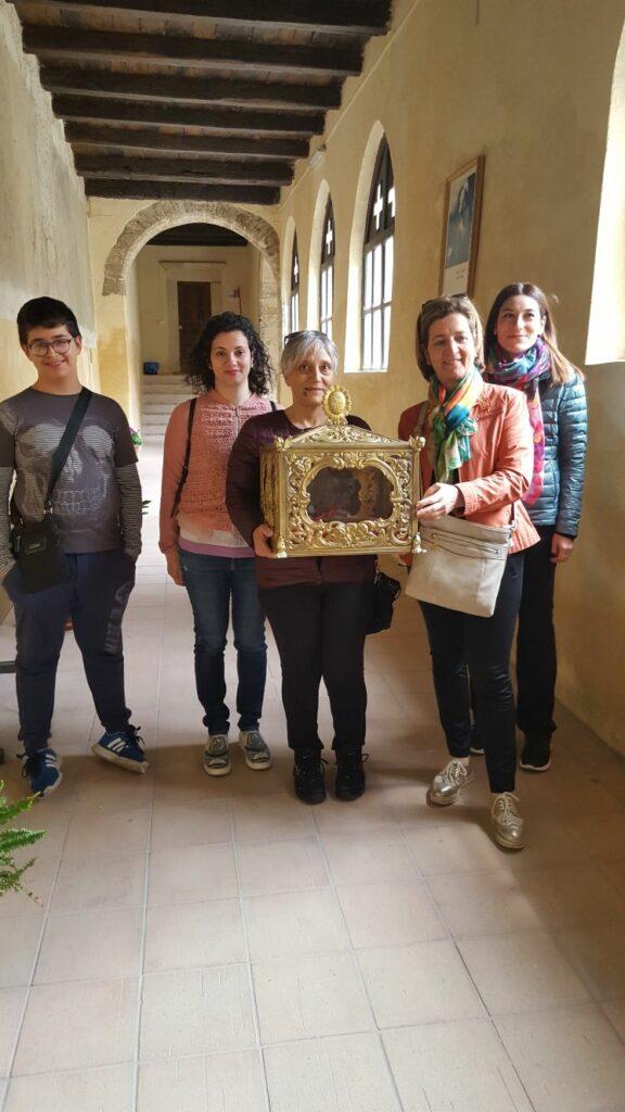 Un cappuccio di San Francesco è la reliquia che quest'anno accompagnerà la tredicina