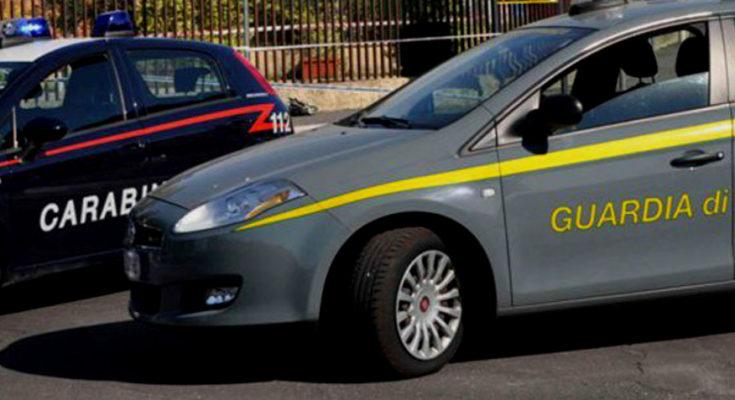 Trentatrè ordinanze cautelari: partecipano anche i Carabinieri del Comando Provinciale di Crotone