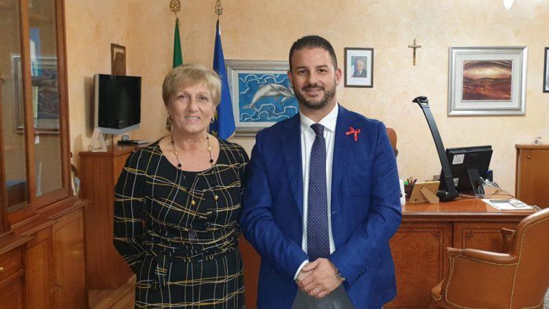 Il vicepresidente della Provincia ha incontrato il nuovo Prefetto di Crotone
