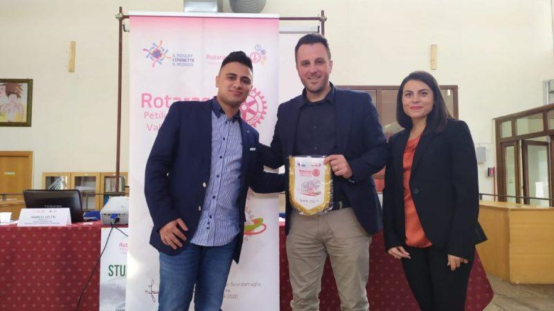 Forum a cura del Rotaract per sensibilizzare sulle dipendenze