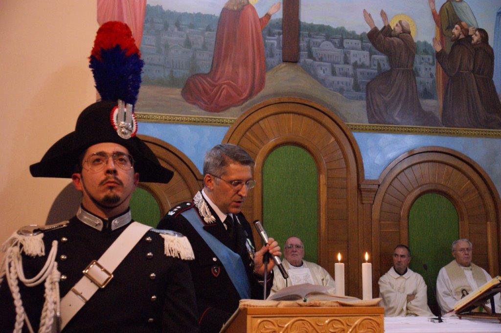 Festeggiata la Virgo Fidelis dai Carabinieri a Crotone