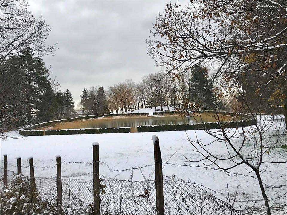 Neve sulla Calabria, anche Petilia in bianco