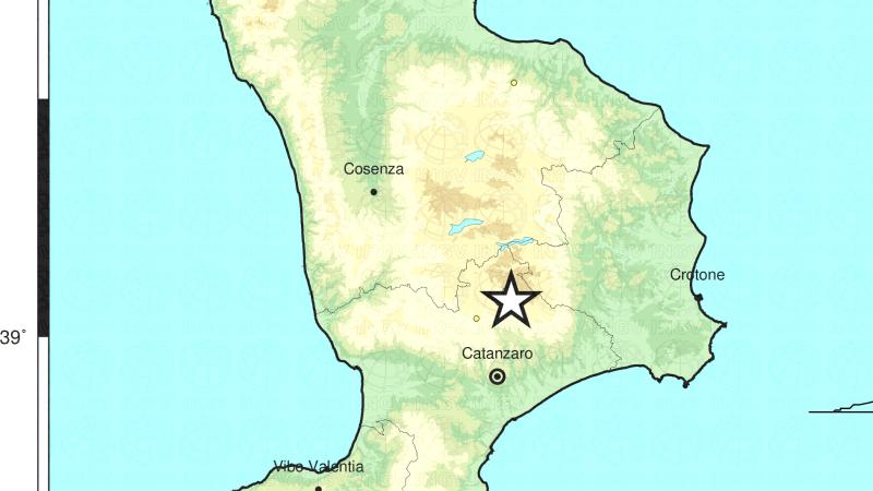 Continuano le scosse di terremoto con epicentro ad Albi