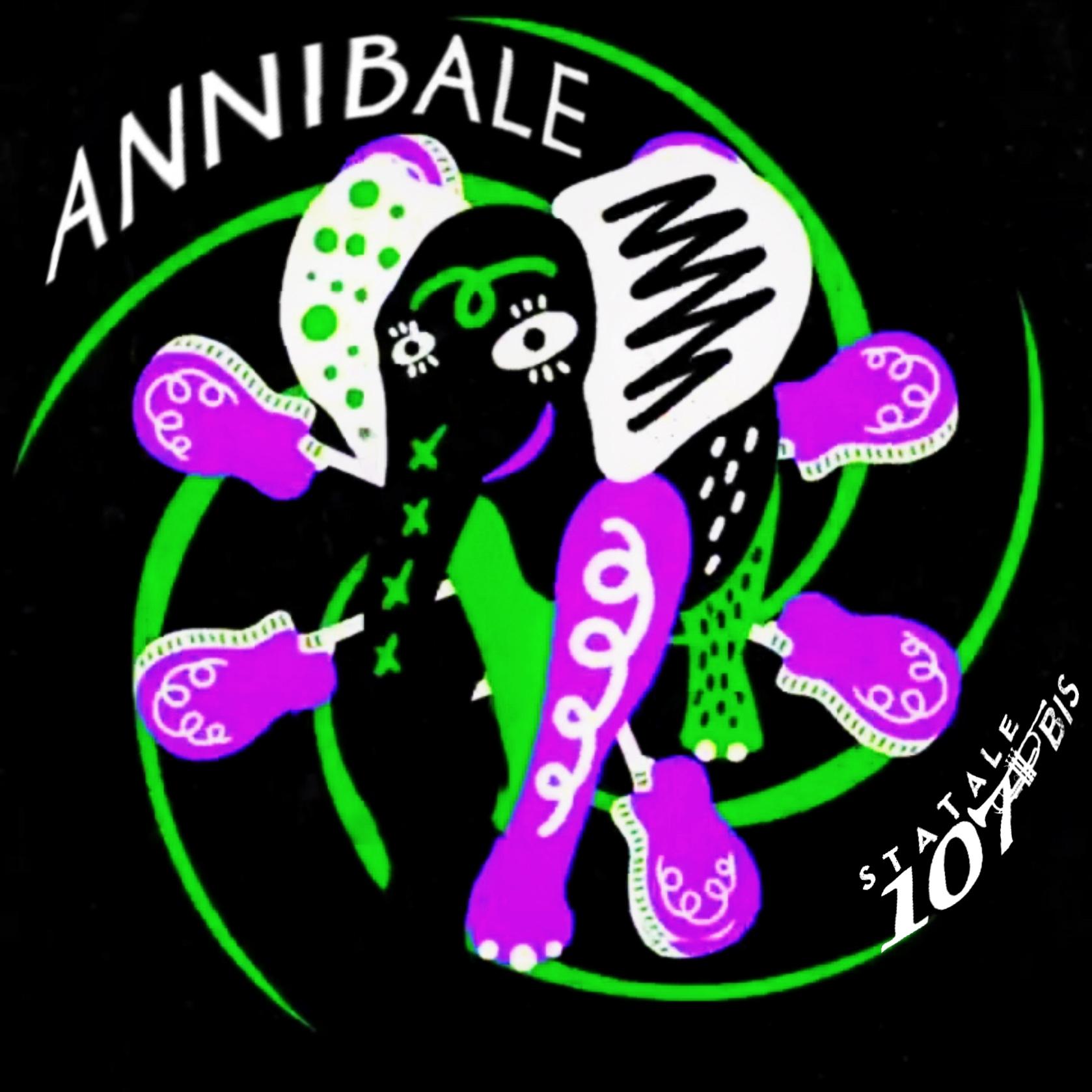 Annibale: Il nuovo singolo degli Statale 107 bis