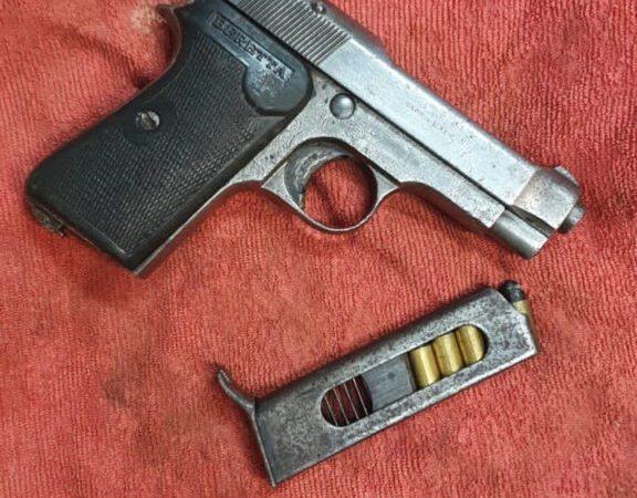 A Petilia arrestato per porto illegale di arma