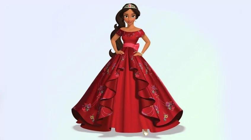 Elena Princesa Disney