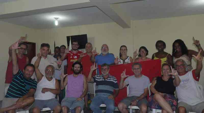Fundação do grupo de base do DAP Cataguases/MG
