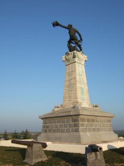 Памятник посвященный победе при Вальми