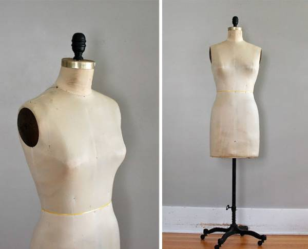 acheter un mannequin de couturiere
