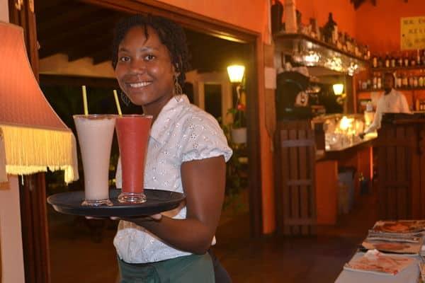 Petite Anse Hotel Bar
