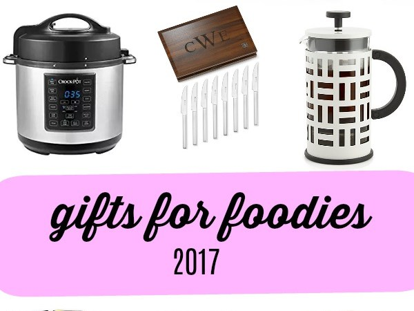 2017 Holiday Gift Guide for Foodies   Gift ideas for cooks, bakers, and foodies under $25, under $50, under $100, and over $100   PETITECHEF.com