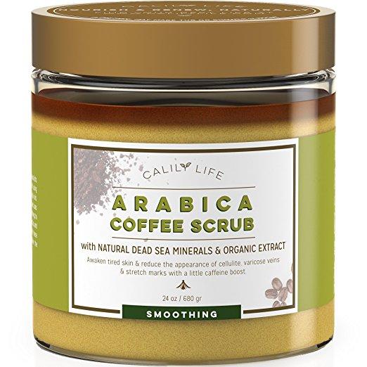 Best gift....Coffee Scrubs!!