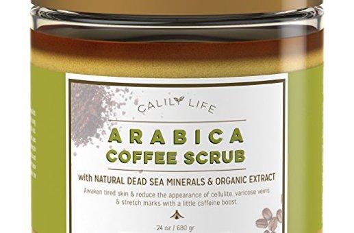 Best gift….Coffee Scrubs!!