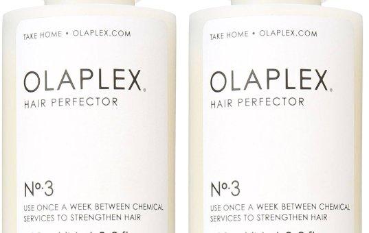Super blond Hair – OLAPLEX 3