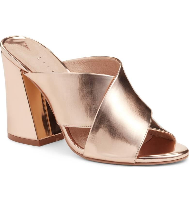 Cammie Block Heel Sandal