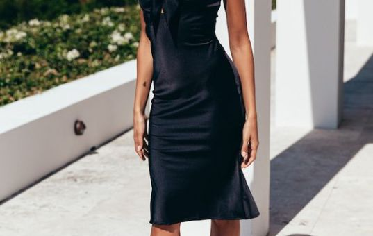 RAISE THE STAKES DRESS
