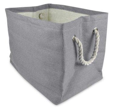 soft storage bin