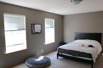 Neutral Calm Master Bedroom | Petite Modern Life