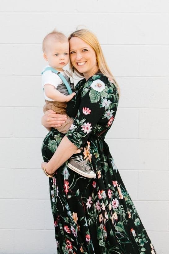 Spring Maternity Fashion | Petite Modern Life