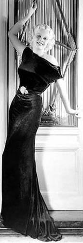 Jean Harlow glamour