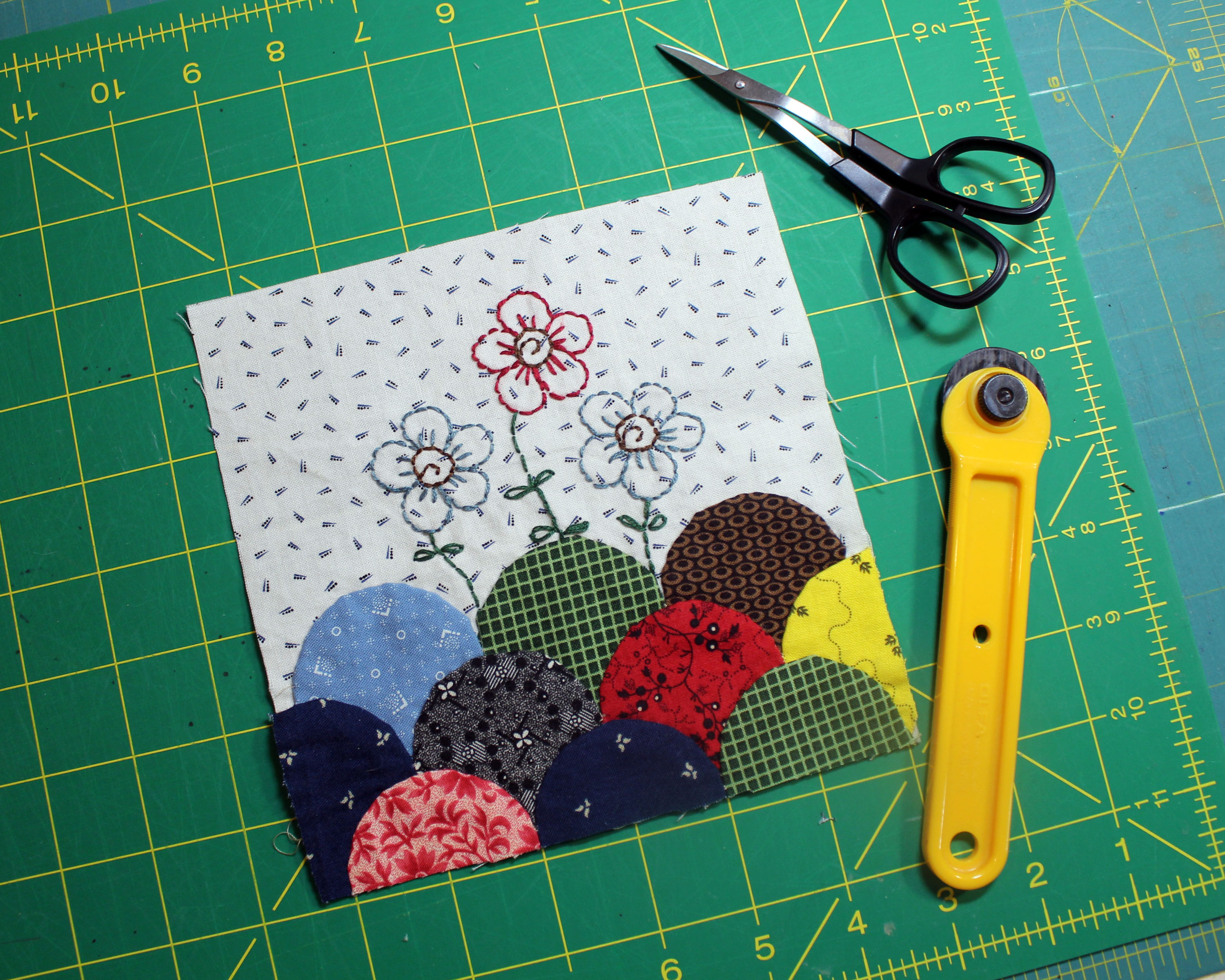 Playing catch up u petite quilts by annette plog